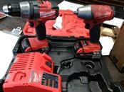 MILWAUKEE Combination Tool Set M18 COMBO SET